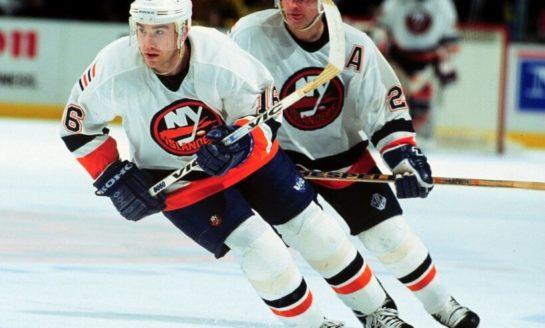 Islanders Star 'Ziggy' Palffy Inducted Into the IIHF Hall of Fame