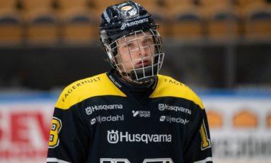 Zion Nybeck - 2020 NHL Draft Prospect Profile