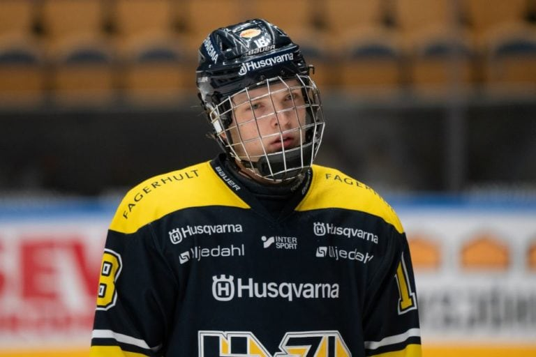 Zion Nybeck HV71