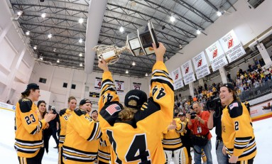 On the Ice with Isobel Cup Champion Zoe Hickel