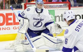 THW's Goalie News: Vasilevskiy Rebounds, Mrazek's Shutout, and More