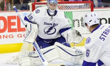 Ingram Is Next on Lightning Goalie Carousel