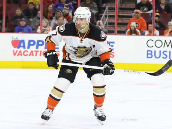 Andrew Cogliano Ducks