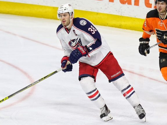 Boone Jenner, Columbus Blue Jackets
