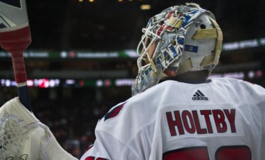 Braden Holtby Gives Canucks an Advantage in Pacific Division