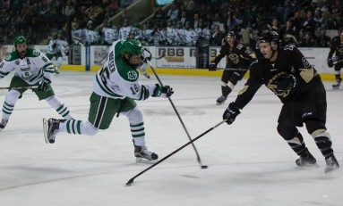A Look Back: UND vs. WMU
