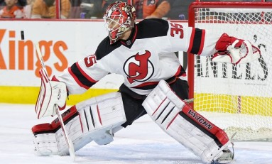 Cory Schneider Injured in 4-2 Loss