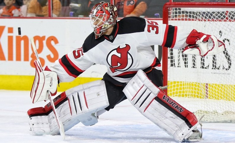 new products bc68d 4dfa5 New Jersey Devils: A Resurgent Schneider Is Last Thing They Need
