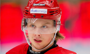 Canucks Prospect Jonathan Dahlen Likes His Chances