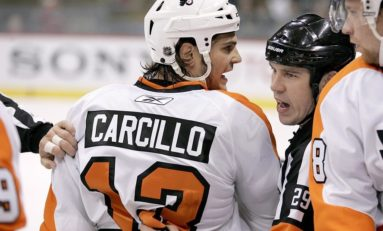 Daniel Carcillo Speaks Out on Alleged Hazing