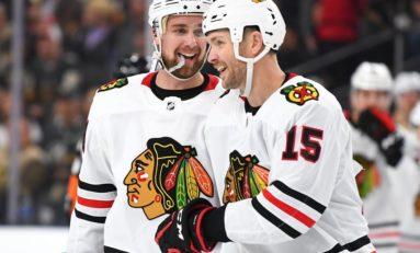 Zack Smith Scores Twice to Lead Blackhawks Over Canadiens 4-1