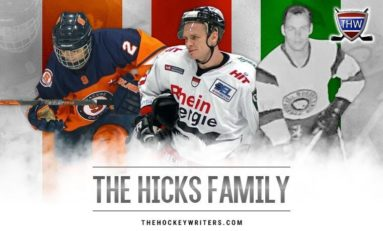 Penguins Family Ties: The Franchise's Father-Son Duos