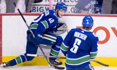 Canucks' Elias Pettersson Will Only Get 'Better and Better'