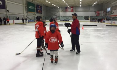Hockey Cares: Flyers Youth Special Hockey Club