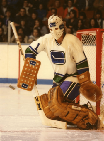 Gary Smith Canucks