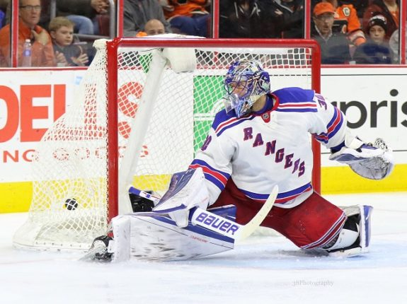 Henrik Lundqvist, New York Rangers, NHL, Hockey
