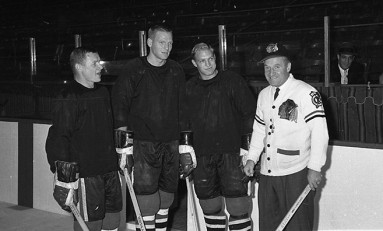 50 Years Ago in Hockey: The Coaches - Billy Reay