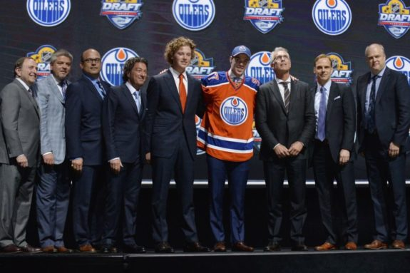 Connor McDavid Draft