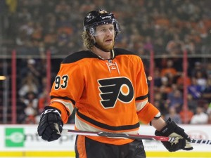 Jakub Voracek (Amy Irvin / The Hockey Writers)
