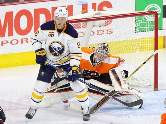 Buffalo Sabres Jamie McGinn