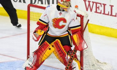 Jonas Hiller's Quick Spiral Out of the NHL