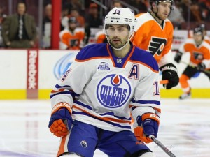 Jordan Eberle of the Edmonton Oilers would make an excellent addition to the Detroit Red Wings.