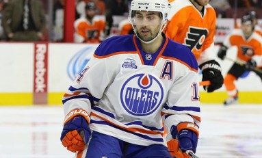 Latest Trade Buzz Surrounding Oilers & Eberle