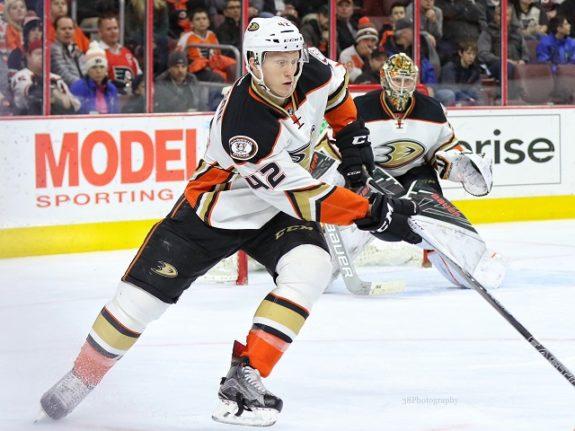 Josh Manson Anaheim Ducks