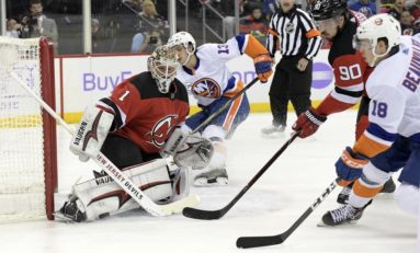 Devils Trade Kinkaid to Blue Jackets