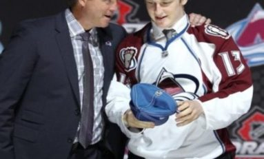 Nathan MacKinnon's First 500 Games