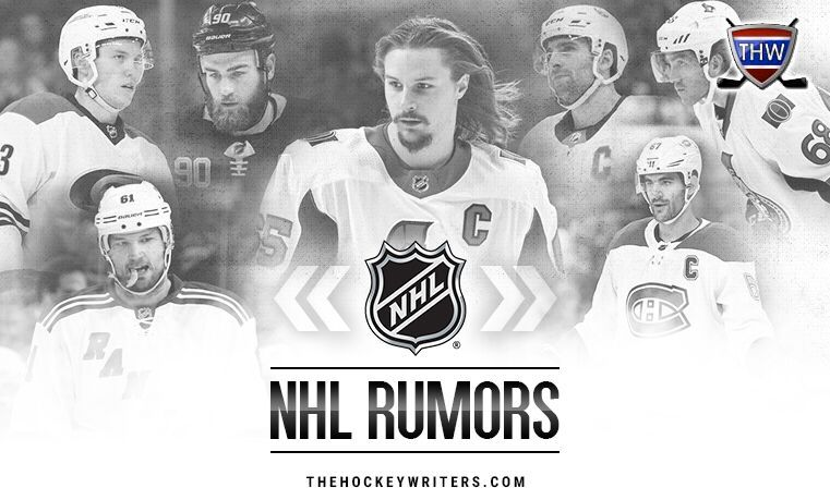 Latest NHL Rumors