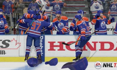 First NHL 17 Roster Effect on the Oilers?