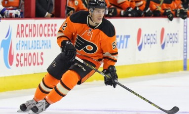Flyers Re-Sign Nick Cousins