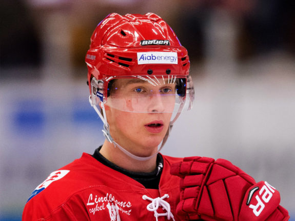Elias Pettersson, NHL Draft, Vancouver Canucks