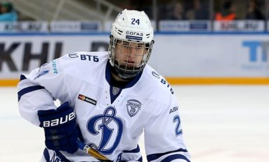 Kostin Inks Entry Deal With Blues