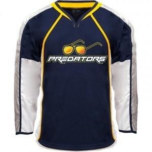 predators jersey