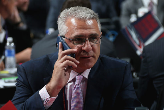 Ex-Carolina Hurricanes general manager Ron Francis