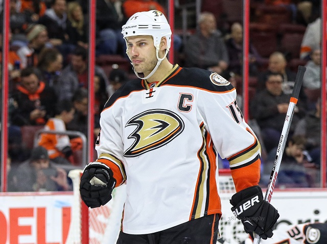 Ryan Getzlaf, Anaheim Ducks, NHL, Milestones