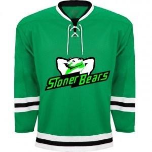 stoner bears jersey