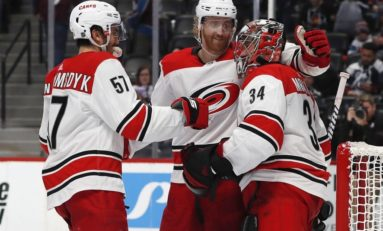 Hurricanes Facing Goalie Questions With Mrazek Day-to-Day