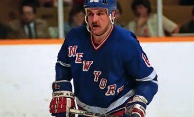 Walt Poddubny: Rangers' Brief and Tragic Star