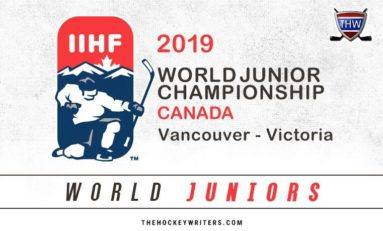 2019 World Juniors: Canada Passes Stress Test from Swiss