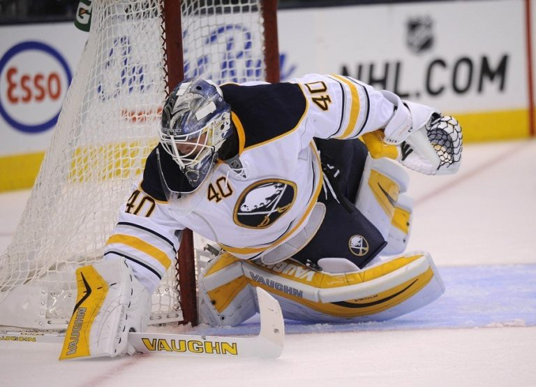 Robin Lehner, Buffalo Sabres, NHL
