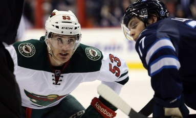 Wild Kick Off Summer With Graovac Trade