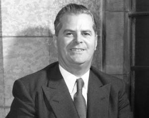 BC Premier W.A.C. Bennett