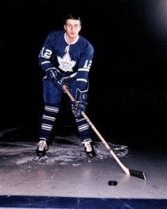 Peter Stemkowski - Leafs farm hand has big night.