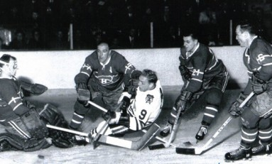 50 Years Ago in Hockey: Hawks Win Fourth Straight