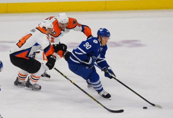 Nikita Soshnikov, Toronto Marlies, Toronto Maple Leafs