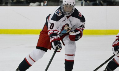 Riveters Blow Lead, Fall to Beauts in Wild Game