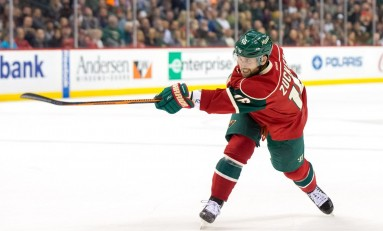 Fantasy Hockey: Is Jason Zucker Becoming a Star?